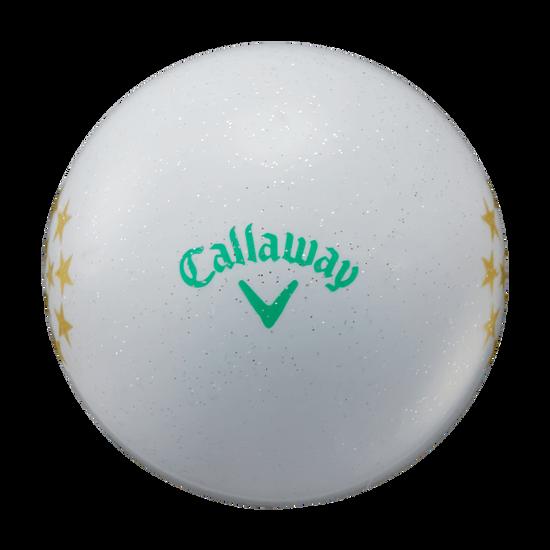 キャロウェイ スター パークゴルフボール ホワイト