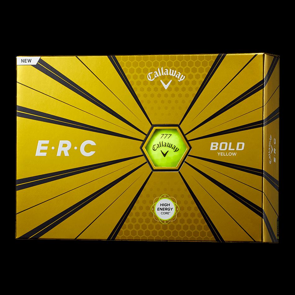 E・R・C ボール ボールドイエロー - Featured