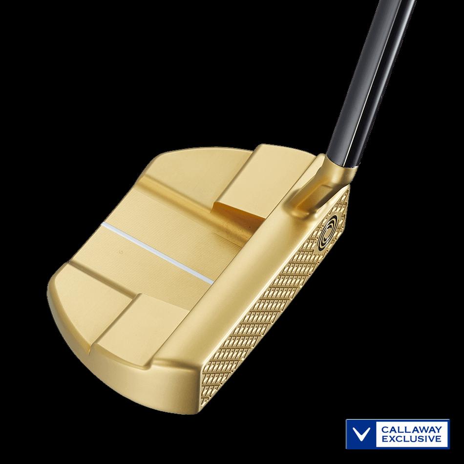ODYSSEY TOULON パター ATLANTA ゴールドバージョン CE - Featured