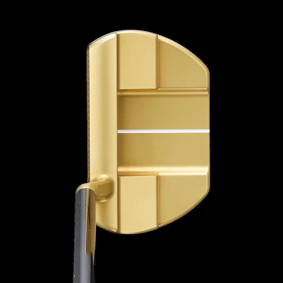 ODYSSEY TOULON パター ATLANTA ゴールドバージョン CE - View 4