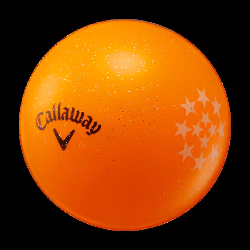 キャロウェイ スター パークゴルフボール オレンジ - View 2