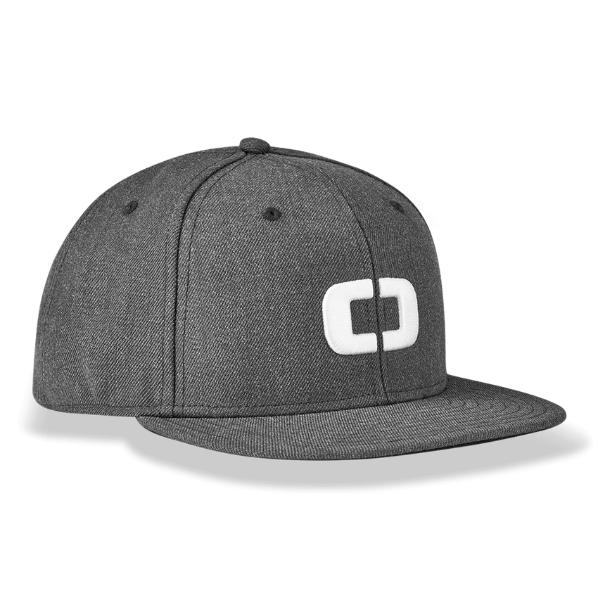 OGIO ALPHA Icon Snap Back Hat JV - View 2
