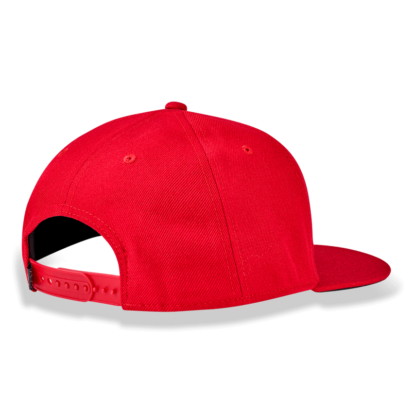 OGIO ALPHA Icon Snap Back Hat JV - View 3