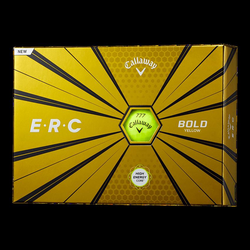 E・R・C ボール ボールドイエロー - View 1